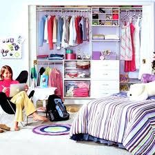 Kids Bedroom Closet Open Closet Bedroom Closet Storage Open White