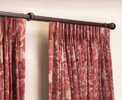 traverse rod curtains