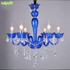 crystal pendant lights modern australia uk blue chandelier lighting fixture glamorous s new