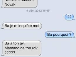 parler par sms avec une fille