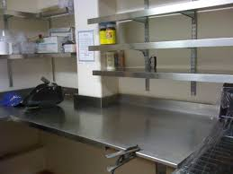wall mounted metal kitchen shelves the new way home decor choosing the best metal kitchen shelves