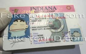 Fake Indiana Buy Make Id Premium Scannable - We Ids