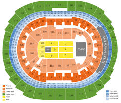 Staples Center Concert Seating Chart Seat Numbers Rows 28 Disclosed Staples Stadium Map