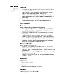 Entry Level Nurse Resume Examples And Templates Eager World In