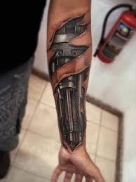 мало кто способен решиться на такие страшные татуировки фото
