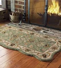 rugged marvelous rug runners bed and fireplace hearth
