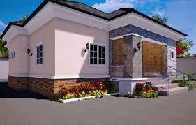 nigerian house plan portable 3 bedroom