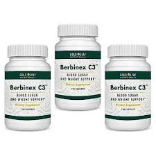 gold leaf nutritionals berbinex c3 120 cap 3 unds quemador