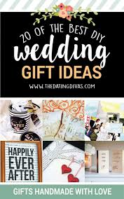 101 of the best diy wedding gifts to make for those you love