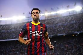 xavi lithium dots barcelona spain 14 xavi hernandez of fc barcelona looks on during the