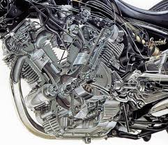 internals of a yamaha virago v twin engine moto internals of a yamaha virago v twin engine moto engine yamaha virago and cutaway