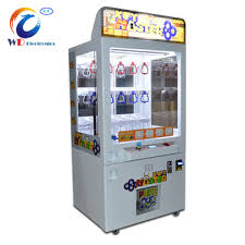 Key Master Vending Machine Game Cool Spain Arcade Toy Crane Game Machine Key MasterKey Master Vending