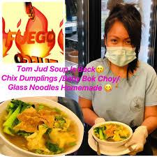 Tom Jud Soup Is Back😙🍲 Chix... - Thai Room Restaurant