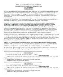 Student Agreement Contract Sample Consulting Agreement Contract Template 4 Social Media ...