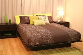 Non Toxic Bedroom Furniture South Shore Soho Collection Queen Platform Bed Walmartca
