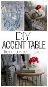 40 awesome diy side table ideas for