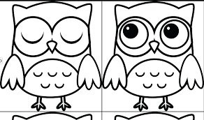 Cute Owl Coloring Pages For Adults Cute Owl Coloring Pages Display