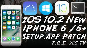 setup app ios 10 2 iphone 6 6 plus setup app patch for cfw icloud bypass