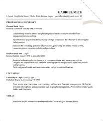Font Size For Resume Bestresume Com