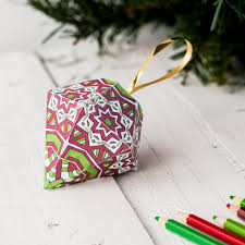 Christmas coloring pictures are fun, but they also help kids develop many important skills. Free Christmas Ornament Template Sarah Renae Clark Coloring Book Artist And Designer