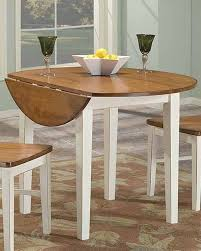 Drop Leaf Round Dining Table Drop Leaf Round Dining Table Arlington Inar4242dtab