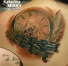 татуировка часы значение эскизы тату и фото