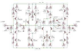 krell kma160 class a mono block amplifier circuit diagram world krell kma160 class a mono block amplifier