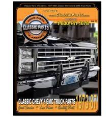 chevy truck wiring harness diagram images 73 87 chevy truck catalog classic chevy truck parts