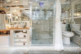 Glass For Bathroom Airbnb Has Mirrored Walls Glass Bathroom Curbed New Orleans
