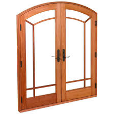 arch top door arched french exterior patio doors windows and frame44