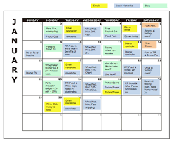 Best Ideas For Business Calendar Templates In Free