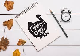 Thanksgiving hand drawn cartoon turkey thanksgiving day plant svg font. Free Turkey Svg Png Eps Dxf By Caluya Design