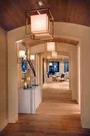 hallway light fixture hall contemporary with pendant lights wood floor