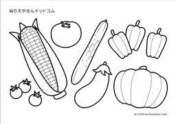 カテゴリ野菜の塗り絵 ぬりえやさんドットコム