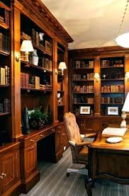 office man cave. Man Cave Office Setup Various Dreamy Home Offices With Libraries For Creative Inspiration Small . E