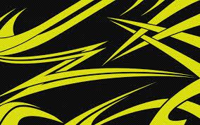 Wallpaper Hd Black Carbon Black 3d Tribal Abstract High