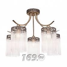 <b>Потолочная люстра Silver Light</b> Venezia 715.53.5 по цене 6 555 ...
