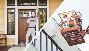 Exterior Painting Contractor Set Painting Best Inspiration Ideas