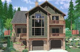 cabin plans with walkout basement best of house plans with walkout basement best daylight basement home