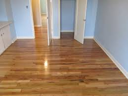 bedroom after red and white oak mix
