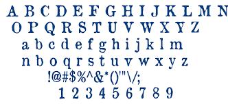 Newspaper Fonts Old Newspaper Types Fontm