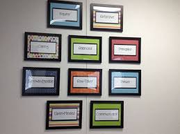 office decoration. school administration office decorating ideas profile wall my principalu0027s decoration