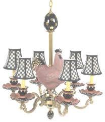mackenzie childs chandelier rooster chandelier eclectic chandeliers inside rooster chandelier view mackenzie childs thistle chandelier mackenzie