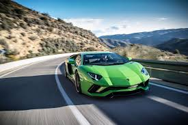 Lamborghini Aventador S Review - Does The Big Lambo Now Have Chassis To  Match Its Mighty V12?