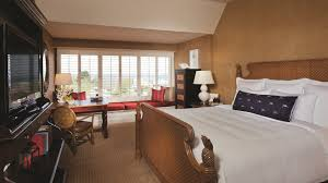 Hotel Candy Hall Portola Hotel Spa At Monterey Bay Hotel In Monterey Ca