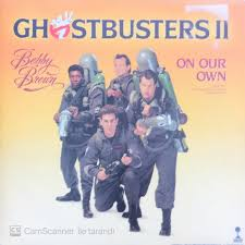 Bobby Brown On Our Own 45lik Plak Satın Al
