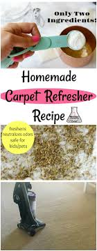 diy carpet cleaner. Find Out How To Make This Super Easy Two Ingredient Homemade Carpet Refresher Recipe! Safe Diy Cleaner