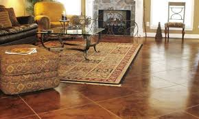 Warm Kitchen Flooring Options Large Modern Floors Solutions That Can Be Decor With Warm Hang