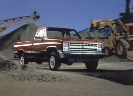 1987 Chevrolet K20 Scottsdale ¾-ton pickup with 350-cubic-inch ...