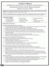 Homey Inspiration Engineer Resume Format 10 Template Engineering